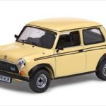 1983 Mini Sprite Limited Edition Primula Yellow 1/43 Diecast Model Car by Vitesse