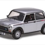 1984 Mini 1000 25th Anniversary Metallic Silver 1/43 Diecast Model Car by Vitesse