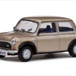 1986 Mini Cooper Piccadilly Cahsmere Gold Metallic Limited Edition 1 of 1080 Produced Worldwide 1/43 Diecast Model Car by Vitesse