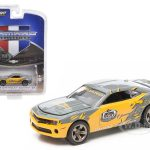 2010 Chevrolet Camaro 51st Daytona 500 Pace Car February 15 2009 1/64 Diecast Model Car by Greenlight