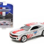 2010 Chevrolet Camaro 93rd Indy 500 Pace Car May 24 2009 1/64 Diecast Model Car by Greenlight
