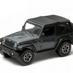 2014 Jeep Wrangler Rubicon X 1/64 Diecast Car Model by Greenlight