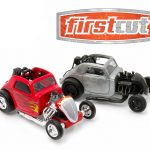 First Cut Topo Fuel Altered Hobby Only Exclusive 2 Cars Set 1/64 Diecast Model Cars  by Greenlight