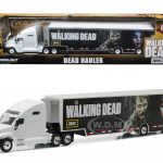 Kenworth T2000 Hauler The Walking Dead TV Series (2010-Current) 1/64 Diecast Model Car  by Greenlight