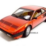 Ferrari Mondial 8 60 Anniversary Edition Elite 1/18 Diecast Model Car by Hotwheels