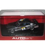 Mercedes 500SEC W126 AMG SPA 1989 #5 1/43 Diecast Model Car by Autoart