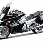 2006 Yamaha FJR 1300 Black Bike 1/12 Motorcycle by Maisto