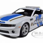 2010 Chevrolet Camaro RS SS Police 1/18 Diecast Model Car by Maisto