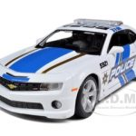 2010 Chevrolet Camaro RS SS Police 1/24 Diecast Model Car by Maisto
