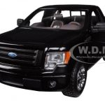 Ford F-150 STX Pickup Truck Black 1/27 Diecast Model by Maisto