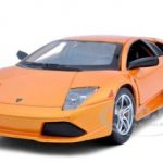 Lamborghini Murcielago LP640 Orange 1/24 Diecast Model Car by Maisto