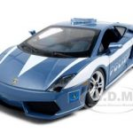 Lamborghini Gallardo LP 560-4 Police 1/24 Diecast Model Car by Maisto
