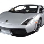 Lamborghini Gallardo LP 560-4 Silver Exotics 1/24 Diecast Model Car by Maisto