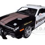 2006 Dodge Challenger Concept Police 1/18 Diecast Model Car by Maisto