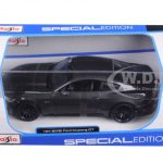 2015 Ford Mustang GT 5.0 Grey 1/24 Diecast Model Car by Maisto