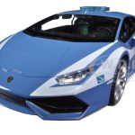 Lamborghini Huracan LP610-4 Police 1/24 Diecast Model Car by Maisto