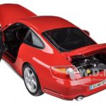 Porsche Carrera 4S Red 1/18 Diecast Car Model by Maisto