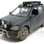 Mercedes ML ClassDirty Version  Dirt Riders 1/24 Diecast Model Car by Maisto