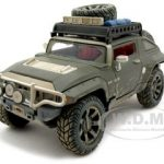 2008 Hummer HX Concept Dirty Version Dirt Riders 1/24 Diecast Model Car by Maisto