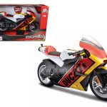 Ducati Germany Motor World Cycle Series Motorcycle Model by Maisto