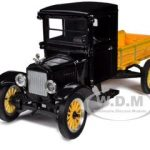 1923 Ford Model TT Pickup Truck Black 1/32 Diecast Model Car by Signature Models