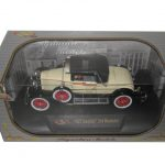 1927 Cadillac 314 Roadster Tan 1/32 Diecast Model Car by Signature Models