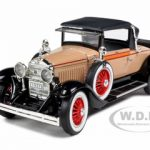 1927 Cadillac 314 Roadster Peach 1/32 Diecast Model Car by Signature Models