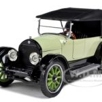 1919 Cadillac Type 57 Soft Top Lime 1/32 Diecast Model Car by Signature Models