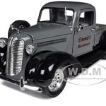 1938 Dodge Pickup Truck Grey Emmits Hardware 1/32 Diecast Car Model by Signature Models