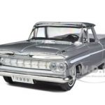 1959 Chevrolet El Camino Silver 1/32 Diecast Car Model by Signature Models