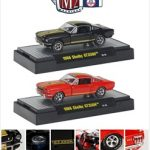 1966 Shelby Mustang GT350H Hertz 50th Anniversary 2pc Cars Set 1/64 by M2 Machines
