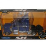 Kenworth W900 Cab Blue 1/32 Diecast Model by Welly
