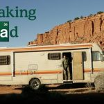 1986 Fleetwood Bounder RV Breaking Bad (2008-13 TV Series) 1/64 Diecast Model by Greenlight