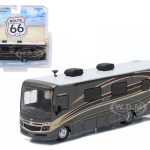 2016 Fleetwood Bounder RV Chocolate Malt 1/64 Diecast Model by Greenlight