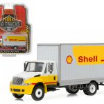 2013 International Durastar 4400 Shell Box Delivery Truck HD Trucks Series 6 1/64 Diecast Model Car by Greenlight