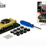 Auto Wheels 3 Cars Set Release 1 IN BLISTER PACK 1/64 Diecast Model Cars by M2 Machines