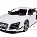 Audi R8 GT White 1/18 Diecast Model Car by Maisto