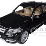 Mercedes GLK Class Black 1/18 Diecast  Model Car by Maisto