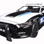 2015 Ford Mustang GT 5.0 Police 1/18 Diecast Model Car by Maisto