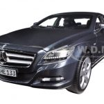 2010 Mercedes CLS 350 Tenorit Grey 1/18 Diecast Car Model by Norev