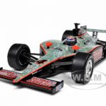 2011 Izod Indy Car J.Hildebrand Jr. #4 Panther Racing National Guard 1/18 Diecast Model Car by Greenlight