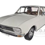 1971 Audi 100 Cream 1/18 Diecast Car Model by Signature Models