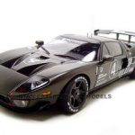 Ford GT LM Spec II Test Car Carbon Fiber Livery 1/18 Diecast Model Car by Autoart
