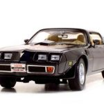 1979 Pontiac Firebird Trans Am Black 1/18 Diecast Model Car by Road Signature