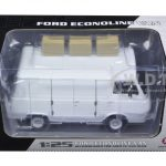1963 1960s Ford Econoline Working Van White with Boxes 1/25 Diecast Model by First Gear