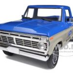 1973 Ford F-100 Style Side Pickup Truck Ford Tractor Parts & Service 1/25 Diecast Model by First Gear
