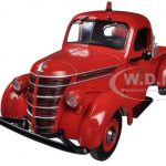 1938 International D-2 Pickup Truck with Brush Fire Body 1/25 Diecast Model by First Gear