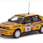 Lancia Delta HF Integrale 16V #14 P.Eklund/J.O.Bohlin 1990 Lombard RAC Rally 1 of 3000 Produced Worldwide 1/43 Diecast Model Car 1/43 by Vitesse