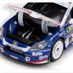 Peugeot 307 WRC #41 F.Turán/G.Zsiros Rally Bulgaria 2010 Limited Edition 1 of 541 Produced Worldwide 1/43 Diecast Model Car by Vitesse