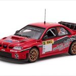 Subaru Impreza WRC07 #67  G.Coffey/D.Gamblin 2009 Rally RACC Catalunya 1/43 Diecast Model Car by Vitesse
